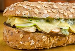 Sandwich Setas Griegas
