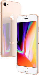 IPHONE 8 GOLD 64GB-LAE