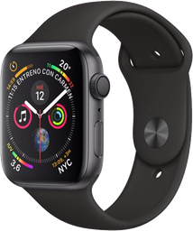 Apple Watch Series 4 GPS, 40mm Space Grey Aluminium Case