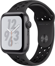 Apple Watch Nike+ Series 4 GPS, 40mm Space Grey Aluminium Case