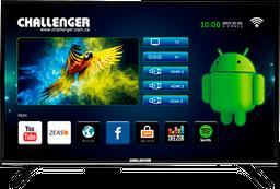 "Led 40T22 Android T2 - Televisor Challenger 40"" Led Smart Tv"