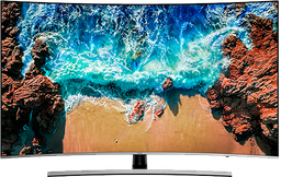 Televisor Samsung Led 55Pulg Uhd 4Kcurvo Wifi - Un55Nu8500