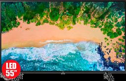 Led 55Pulg Uhd 4K Wifi - Un55Nu7100 Televisor Samsung