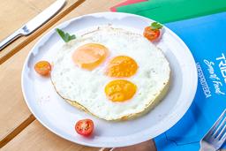 Huevos Fritos en Agua