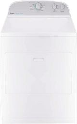 Secadora Whirlpool 40Lbs Acero Porcelanizado A Gas-7Mwgd1800Em