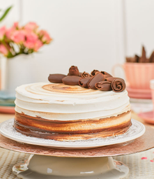 Postre / Torta Vainilla y Chocolate