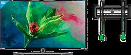 Televisor Samsung Led 55Pulgadas Curvo Smart Tv  - Qn55Q8Cnakxzl