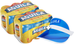 Rappicombo Aguila Original 2 sixpack GRATIS Visera + 20% OFF