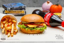 Promo Combo Cheese burger