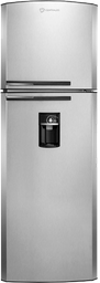 Nevera Centrales 230 litros - No Frost  D/AGUA PLATINO