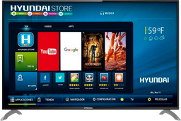 Televisor Hyundai 50 pulgadaas Smart LED 4K Ultra HD
