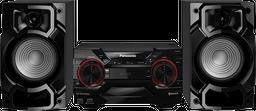 Minicomponente Panasonic SCAKX310 - 450W (RMS)