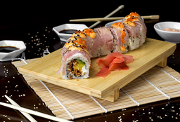 Tuna Snack Sushi Roll