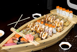 Combo Barca de Sushi