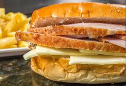 Combo Sándwich Mixto