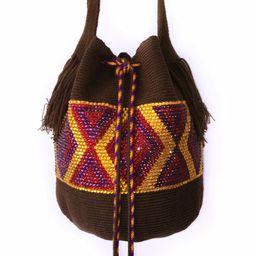 Mochila Wayuu grande
