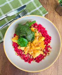 Curry Para el Alma