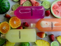 Agua de Frutas Naturales