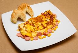 Omelette Ranchero