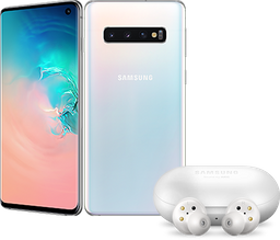 Samsung Galaxy S10 / Prisma Blanco
