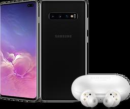 Samsung Galaxy S10 Plus Ceramic / Negro