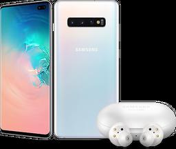 Samsung Galaxy S10 Plus Ceramic / Blanco