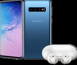Samsung Galaxy S10 Plus / Prisma Azul