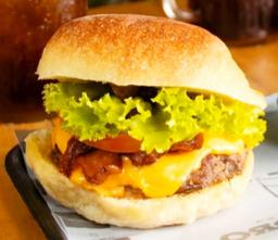 Cheeseburger Clásica