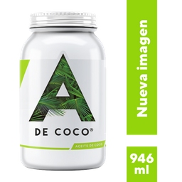 A de Coco Aceite de Coco Exta Virgen