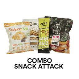 COMBO - Snack Attack