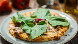 Pizza Di Manzo al Formagio