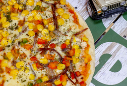 Pizza Personal 25 Cm