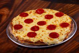 Pizza Estofada Carnes Pepperoni