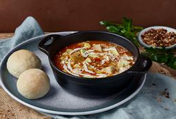 Sopa Il forno Pollo