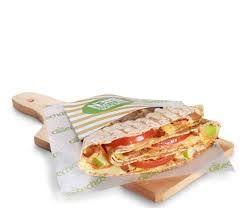 Wrap Pollo y Manzana