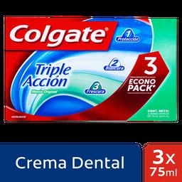 Colgate Cd Tracc Paq 3x