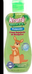 Crema Repelente Mosquitos Arrurru Naturals Fco X 120Ml