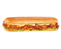 Sándwich Costilla