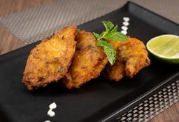 Punjabi Fish Fry (Pescado Apanado)
