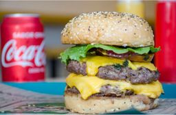 Local Angus Burger XL