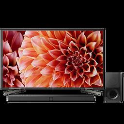 Televisor Sony 4k Hdr De 65 Android + Barra de sonido