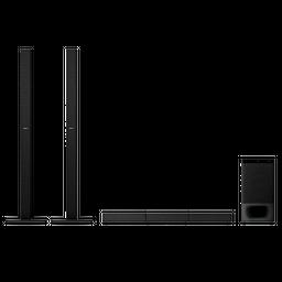 Barra de sonido Teatro en Casa de 5.1 con tecnología Bluetooth®