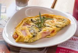 Omelette Vapiano