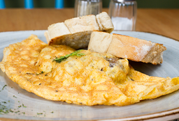 Omelette Flores