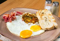 Huevos Serrano