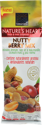 Nuttyberry Mix Natures Heart 35G