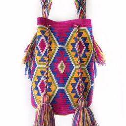 Mochila Wayuu de Diseño