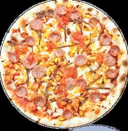Combo para Compartir: Pizza Mediana, Pizza Nutella, Coca-Cola