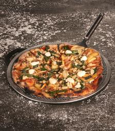 Pizza de Manzana Verde