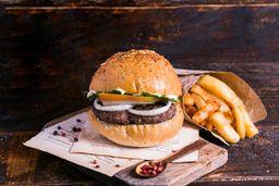 Combo Angus Burger